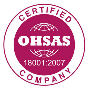 ohsas certification of outdoor digital screen display solutions dubai