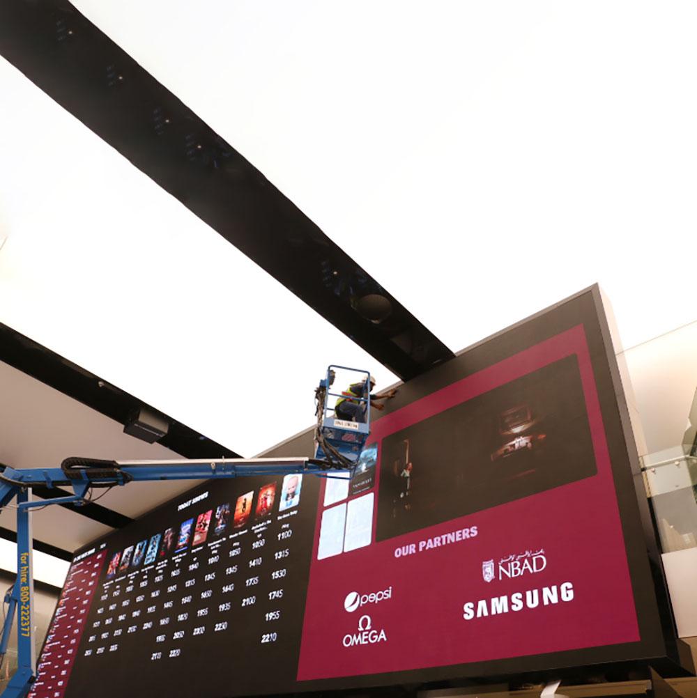 digital screen suppliers UAE