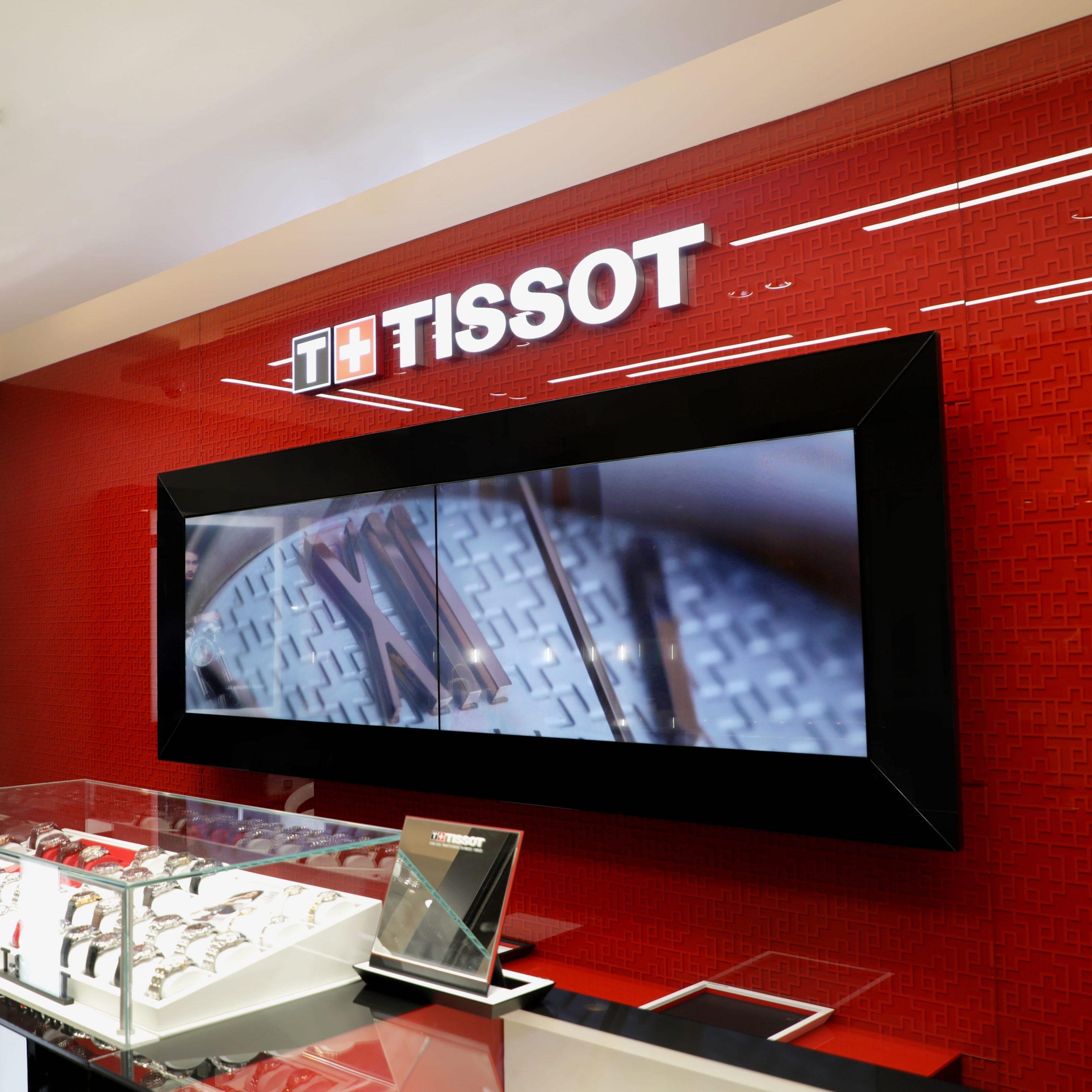 Tissot Video Display
